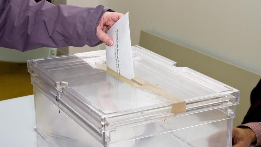 Unas 200 personas con Covid-19 no podrán votar en Euskadi