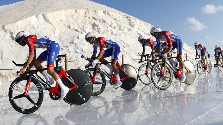 La Vuelta regresa a la provincia en agosto con dos etapas en Tibi y Santa Pola