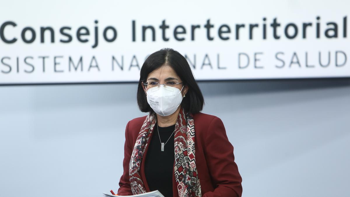 Gobierno y CCAA aprueban, con voto en contra de Madrid, los cierres perimetrales en Semana Santa y puente de San José