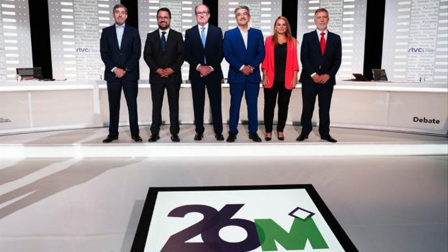 """Canarias: Una negociación """"sin líneas rojas"""" plagada de ellas"""