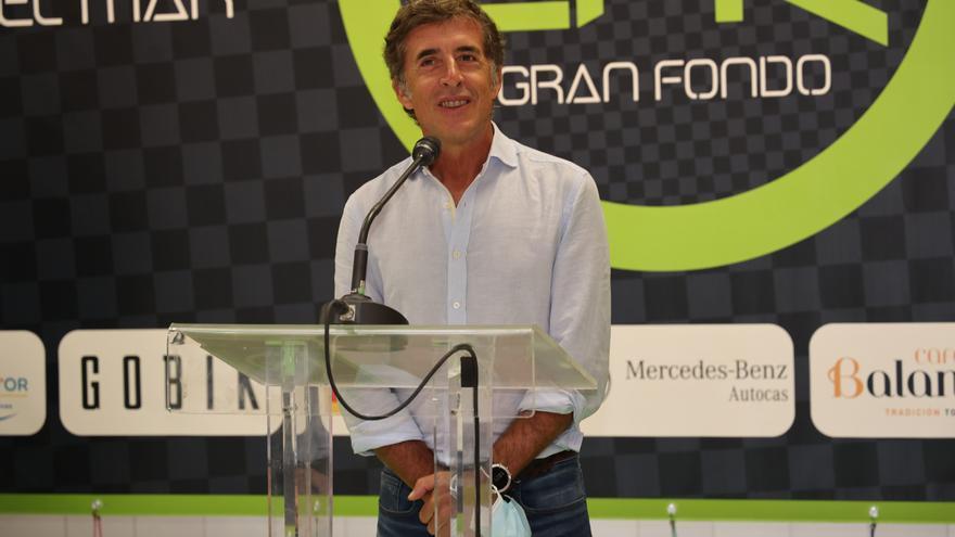 "Perico Delgado: ""Castellón es ideal para practicar ciclismo"""