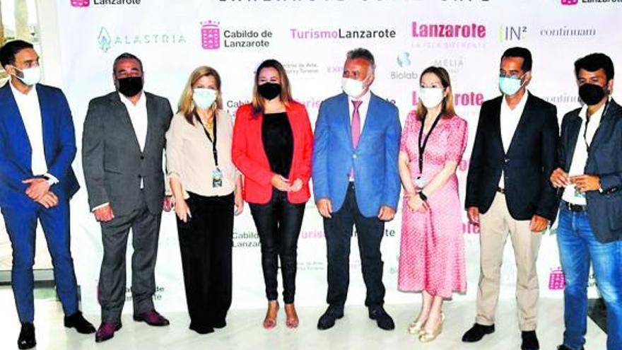 Ángel Víctor Torres anuncia la inminente vuelta del turismo británico