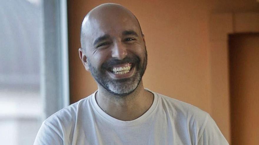 Enrique Camacho, director artístico del carnaval 2021.