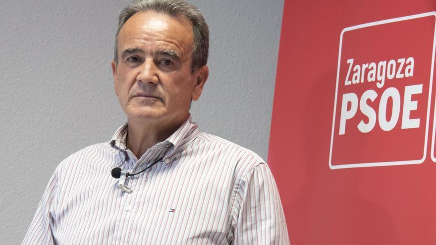 Sánchez Quero seguirá al frente del PSOE en la provincia de Zaragoza