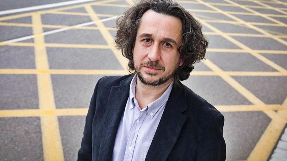 El director general de Participació Ciutadana de la Generalitat, Ismael Peña-López