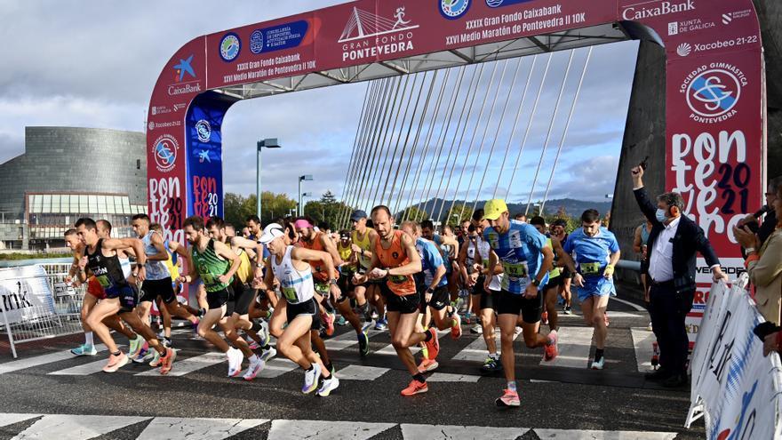 La ciudad se reafirma como referente deportivo con el clásico Medio Maratón