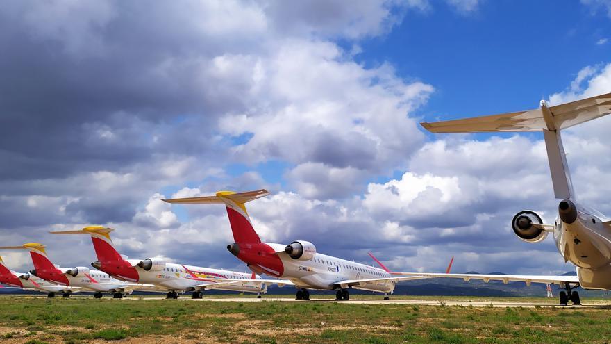 Air Nostrum amplía la conexión entre la Comunitat y Baleares para el puente de diciembre