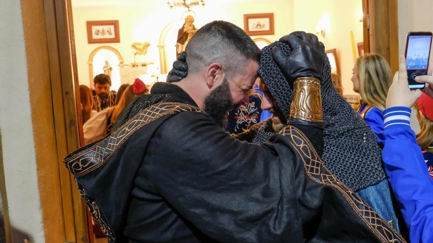 Elda aplaza las fiestas de Moros y Cristianos hasta junio de 2022
