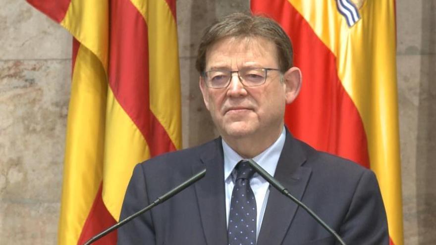 Puig acepta el FLA porque no tiene «otra opción», pero insiste en la infrafinanciación