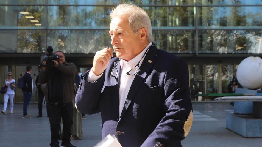 El juez procesa a Alfonso Rus, al 'yonki del dinero' y seis investigados más en una pieza del caso Taula