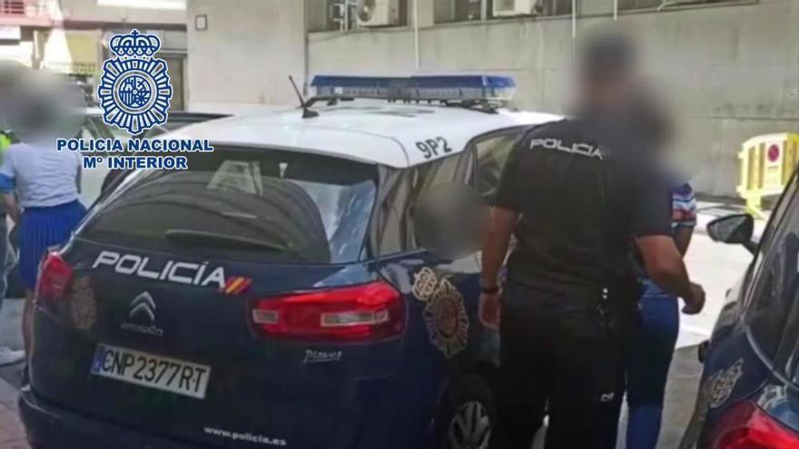 La Policía Nacional ha logrado detener a un grupo criminal dedicado a robar por toda la provincia