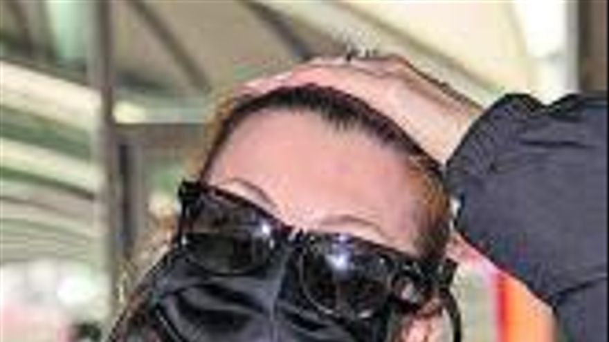 Najwa Nimri pide perdón por su pelea con la prensa