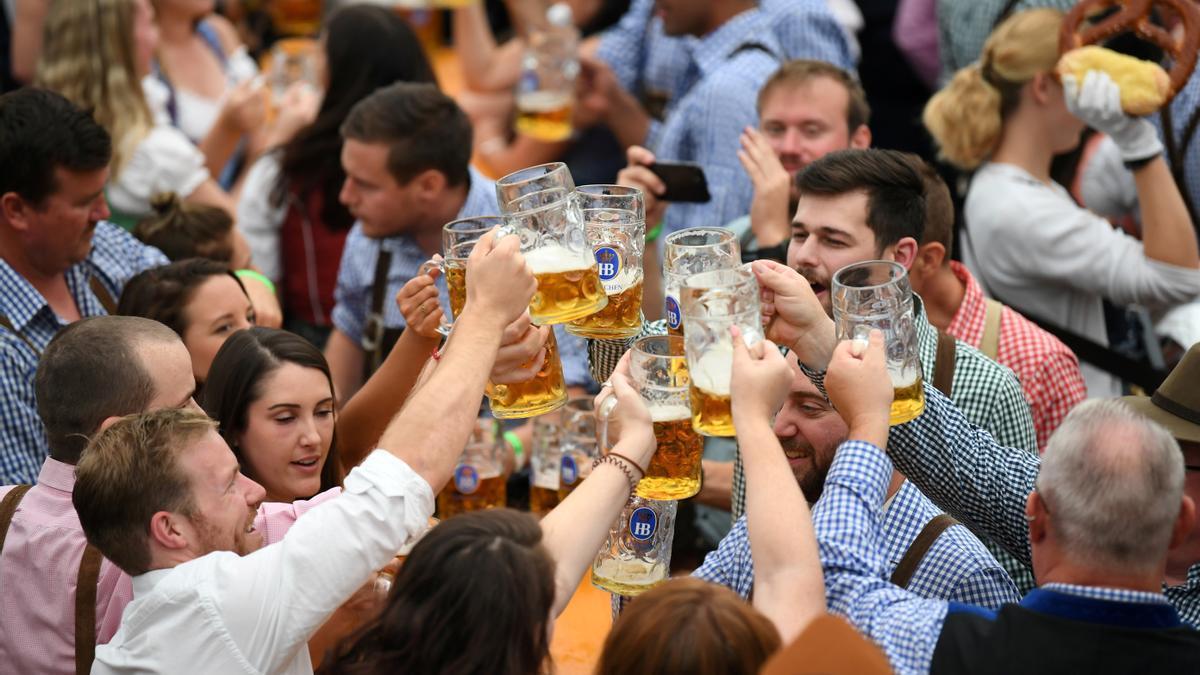Oktoberfest de Múnich.