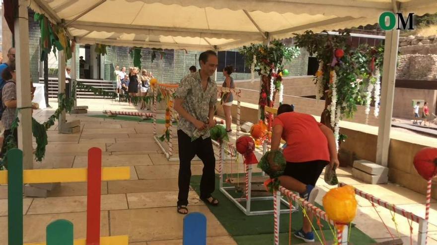 La Feria Mágica, el espacio para los niños