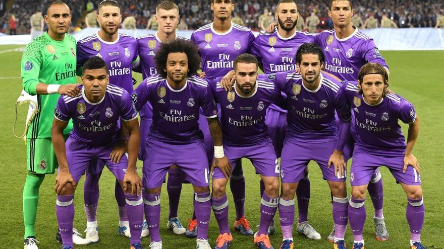 Final de la Champions: Juventus - Real Madrid