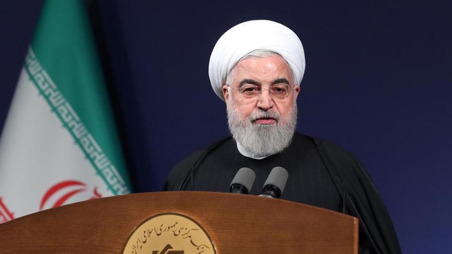 Irán notifica a la ONU que enriquecerá uranio al 20%