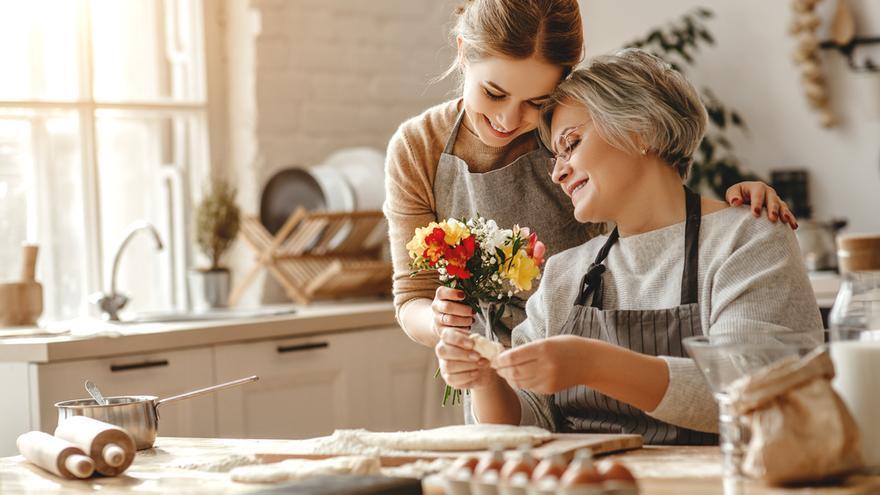 Cinco ideas para disfrutar de forma especial del Día de la Madre