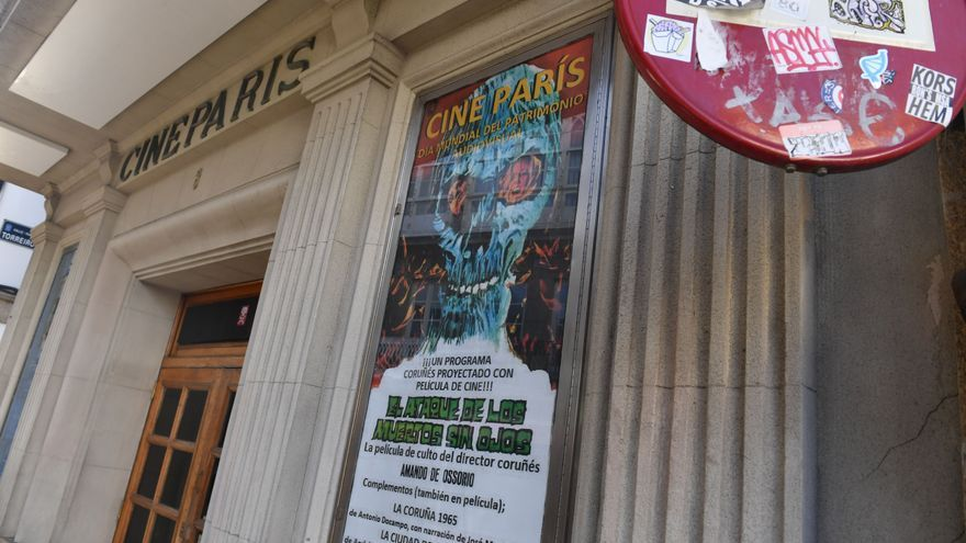 El cine vuelve al cine París