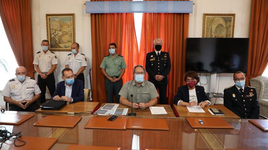 Zamora colaborará con el Gobierno para proteger a las víctimas de violencia contra la mujer