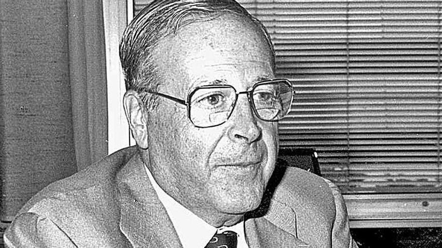 """Muere Francisco J. Sitges, """"padre"""" de Azsa"""