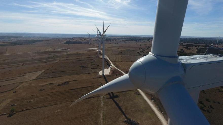 Iberdrola compra en Burgos un complejo eólico a Siemens Gamesa