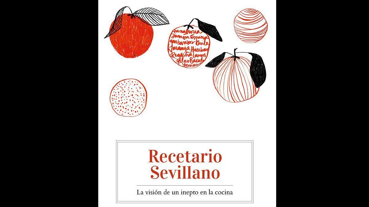 La portada de 'Recetario sevillano'.