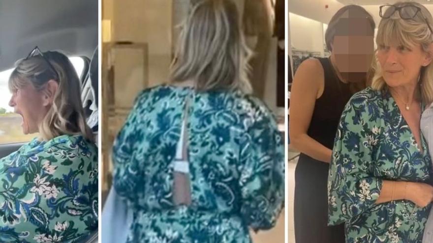 """La odisea de una mujer que quedó """"atrapada"""" en un mono de Zara"""