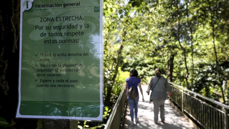 El Botánico aspira a ser referente en conservación de especies amenazadas