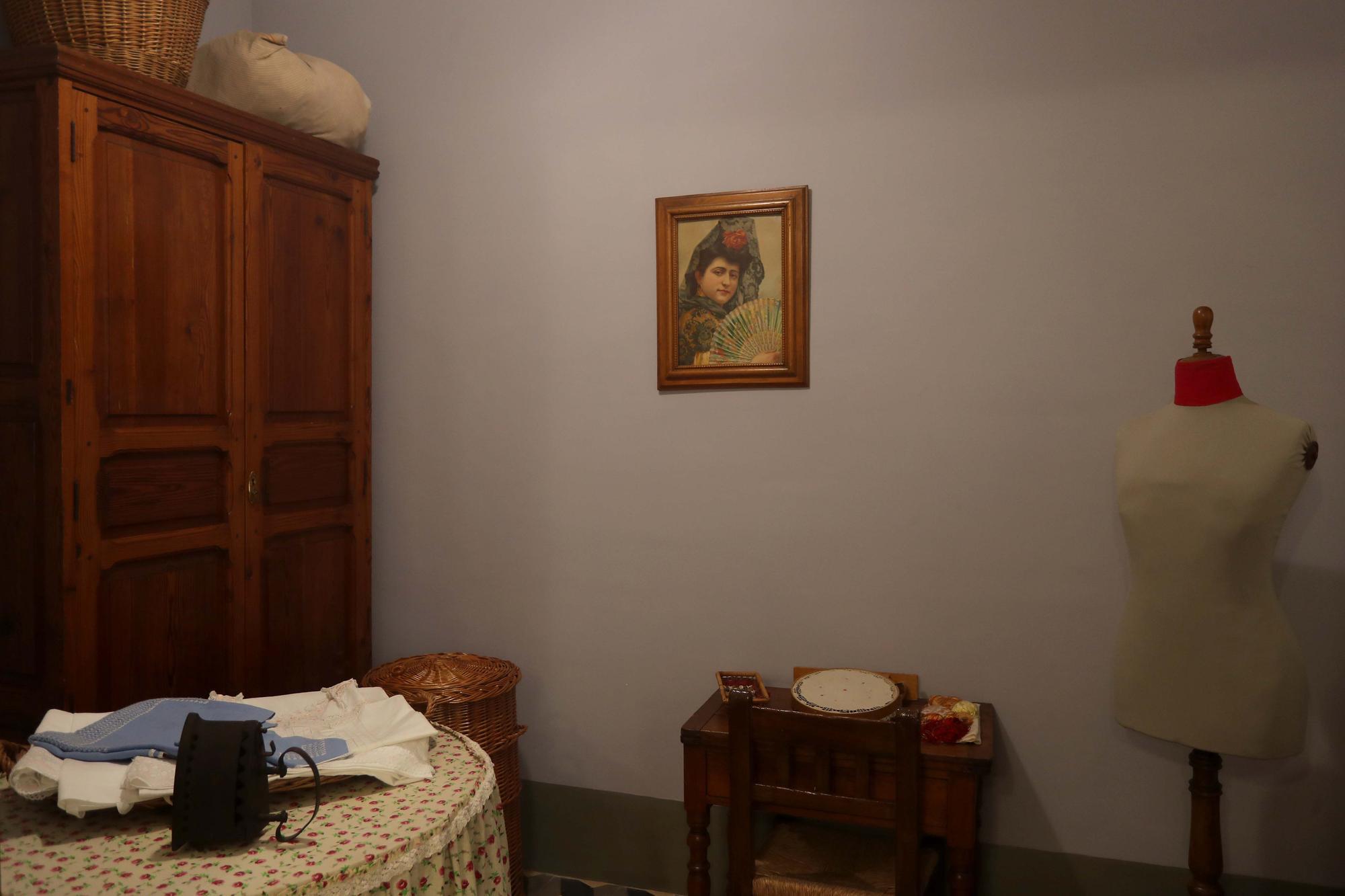 La Casa Museo de Concha Piquer, en el corazón del barrio de Sagunt