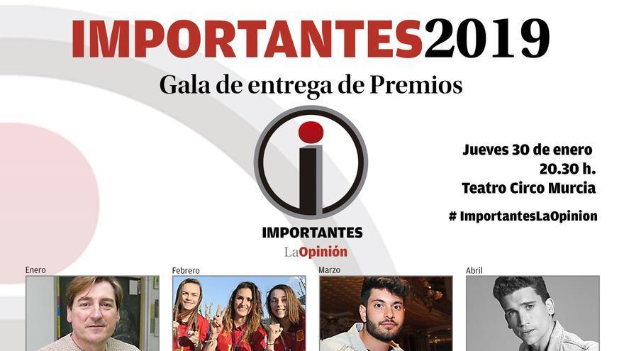 Importantes LA OPINIÓN 2019