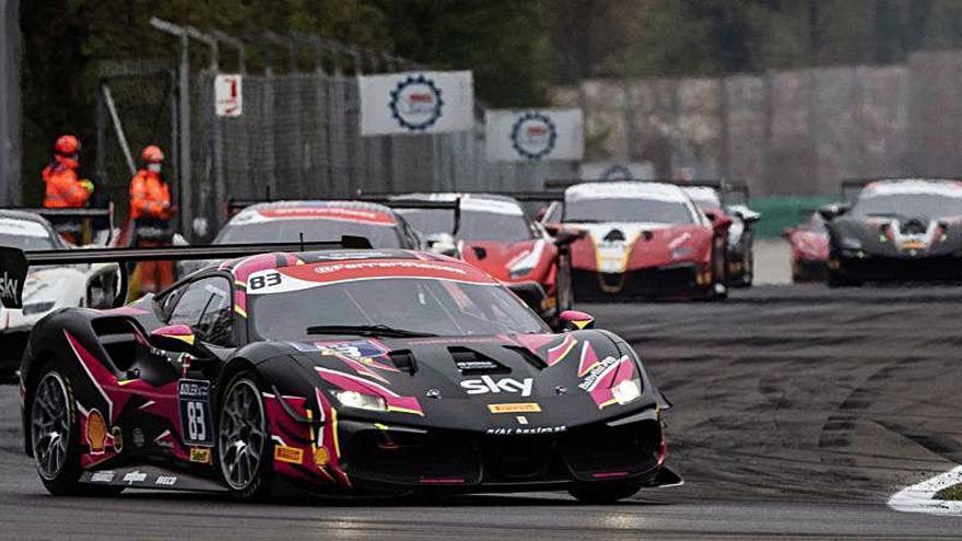 Cheste abre la Ferrari Challenge para 2.000 espectadores