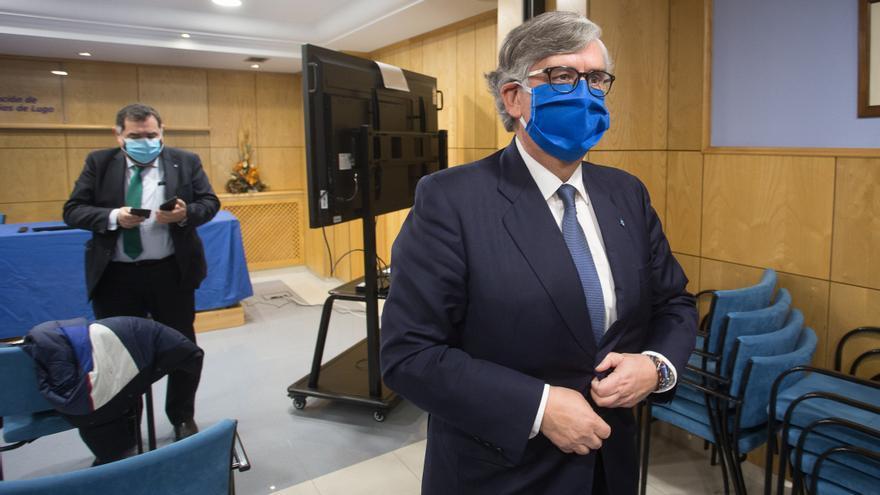 Juan Vieites, nuevo presidente de los empresarios de Galicia