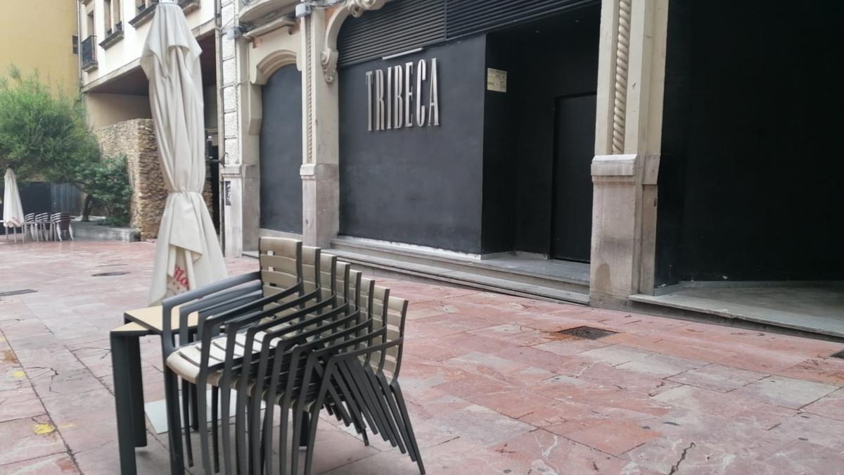 Discoteca Tribeka, en Oviedo, ocio nocturno