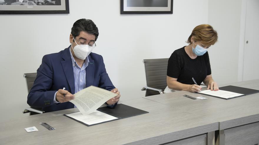 El Cabildo de Tenerife y la Universidad de La Laguna renuevan su colaboración en cooperación internacional