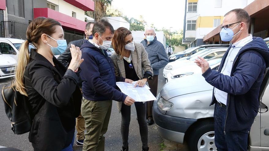 Santa Cruz de Tenerife destina 40.000 euros en mejoras de accesibilidad en Miramar