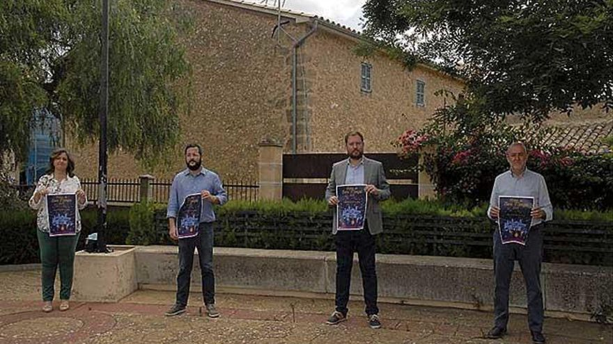 Conciertos, teatro y circo para unas fiestas de Sant Marçal adaptadas a la 'nueva normalidad'