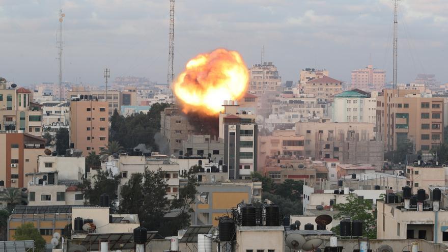 Israel accepta un alto al foc a Gaza