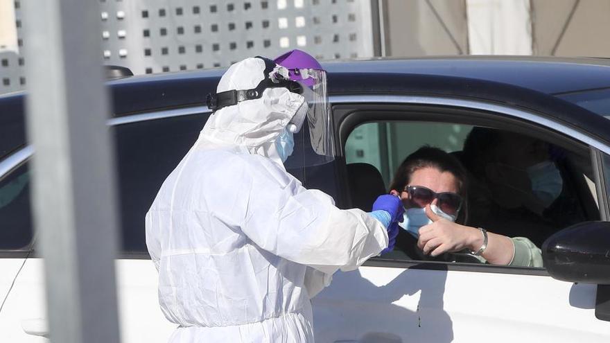 España roza los 25 millones de pruebas diagnósticas de Covid-19