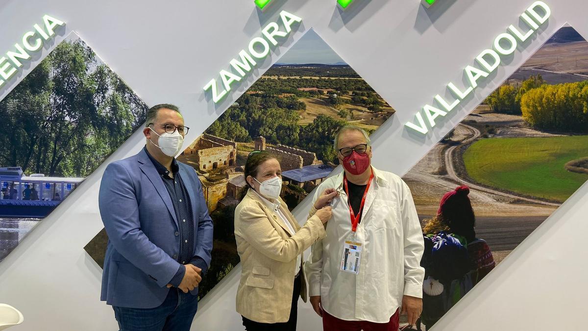 El Concejal de Turismo, Christoph Strieder, y el vicepresidente del Patronato de Turismo, se suman a la carrera por el Clima y el Desarrollo Humano Sostenible.