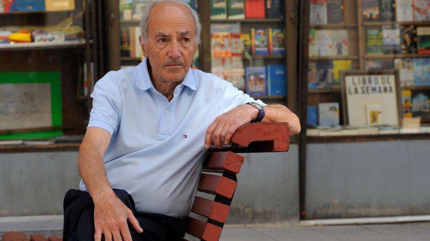 Fallece Alberto Polledo, el escritor librero enamorado de Oviedo