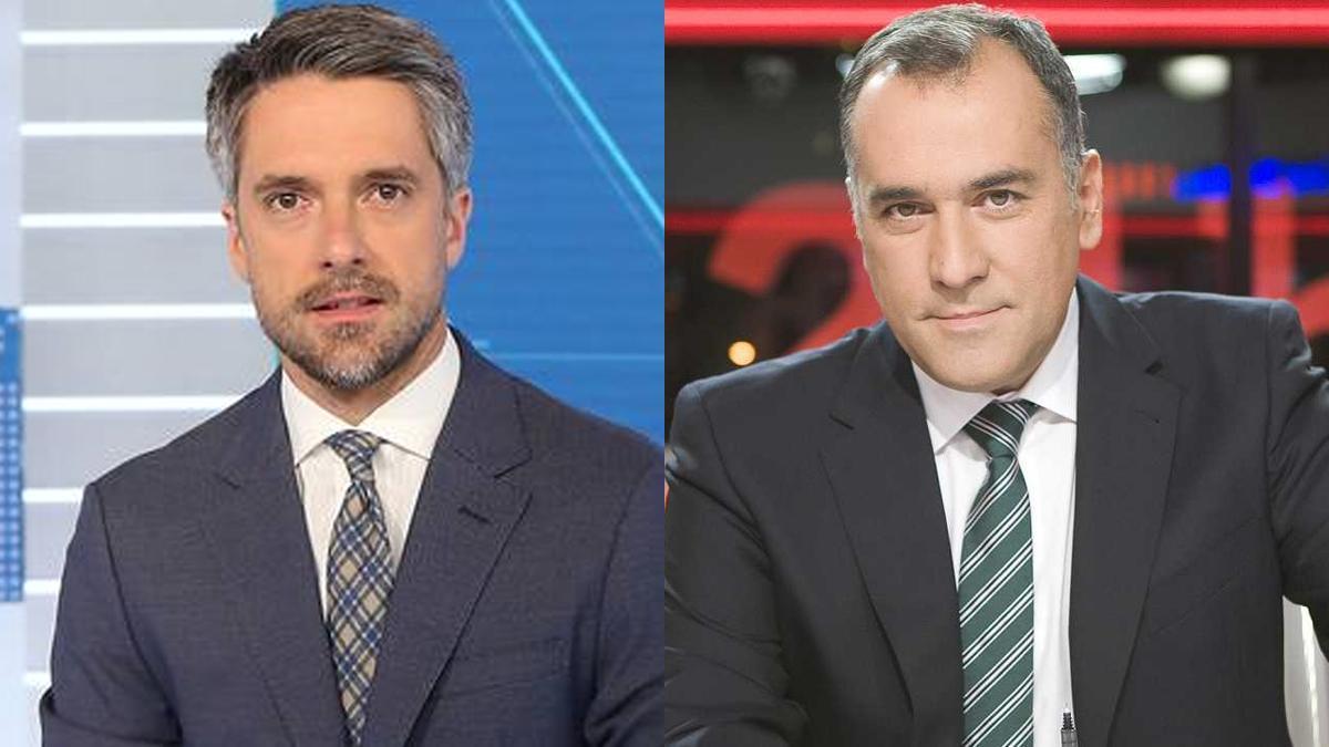 Carlos Franganillo y Xabier Fortes.