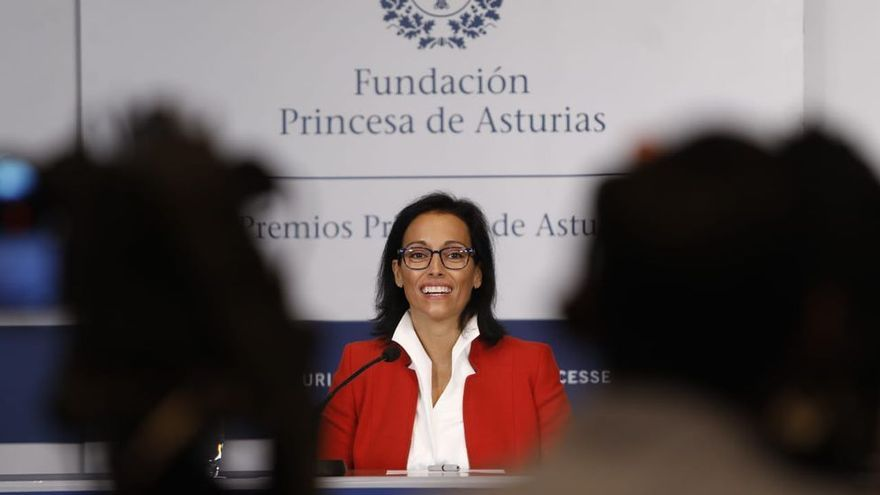 """Teresa Perales: """"Le dedico el premio a todas las deportistas y a todos los paralímpicos"""""""