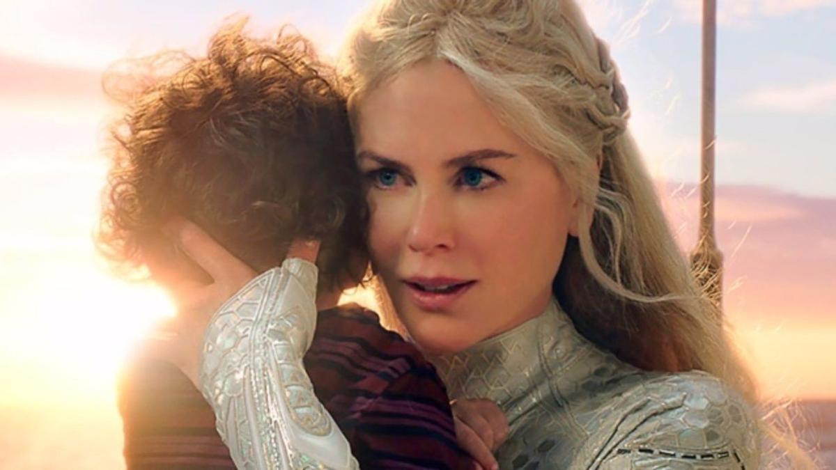 Nicole Kidman en 'Aquaman'.