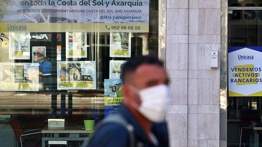 Málaga es el segundo mercado español que más casas vende por población