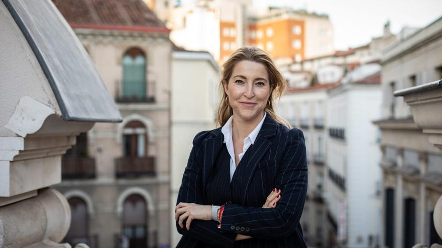 María Muñoz,  nueva coordinadora autonómica de Ciudadanos en la Comunidad Valenciana