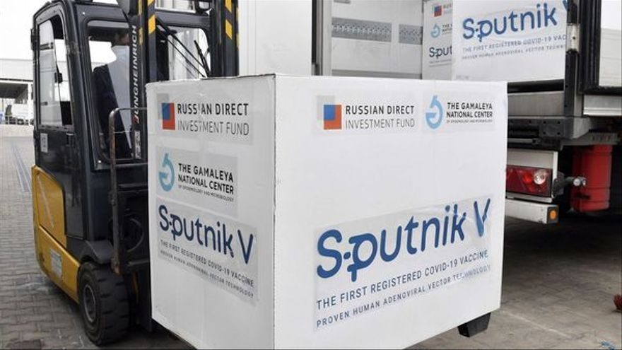 Canarias no se plantea adquirir la vacuna rusa Sputnik