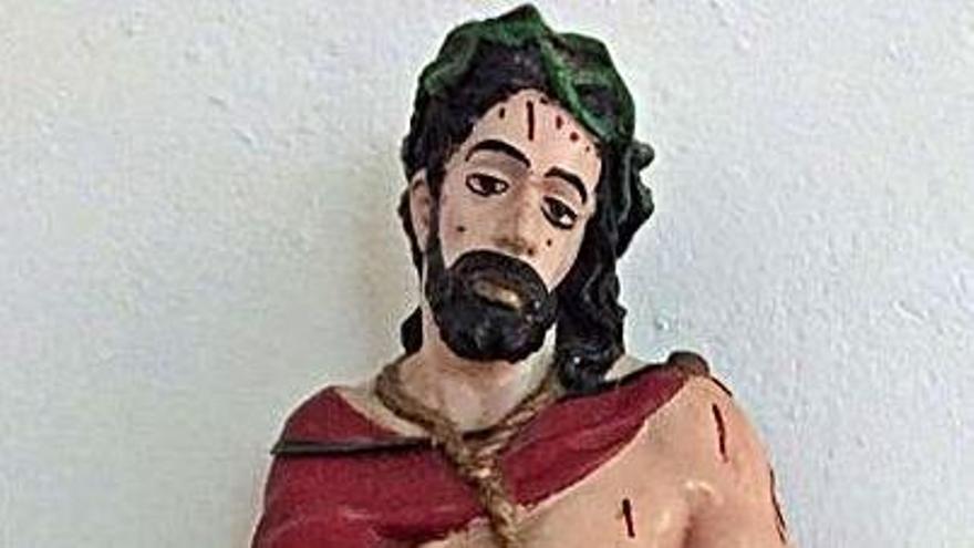 """El """"Cristo de la Paciencia"""" vuelve a Alcañices"""