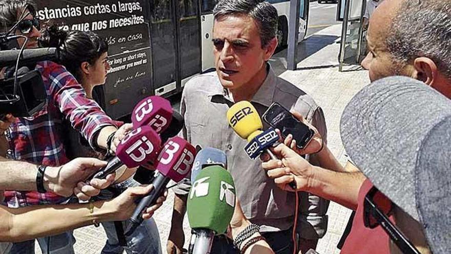 Marí Bosó, el alcalde de Ibiza que duró 60 horas