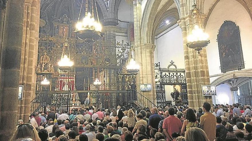 Extremadura honra a su patrona