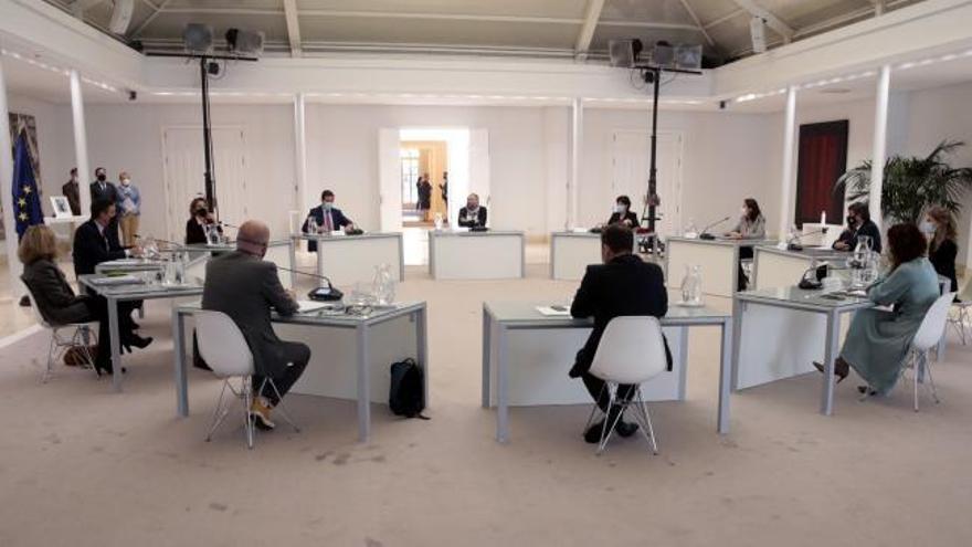 El Gobierno creará instrumentos de colaboración público-privada para gestionar los fondos europeos